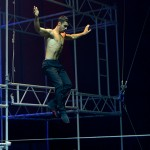Tightrope Stunt Show
