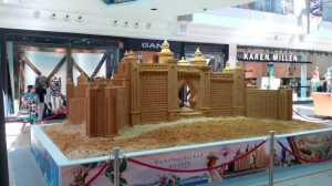 Sand Sculpture for Marketing Events