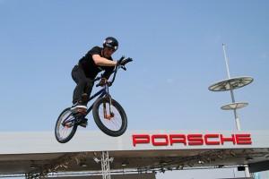 BMX Stunt Jumpers
