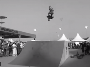 BMX Stunt Riders