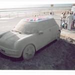 Sand sculpture specialists in Saudi Arabia