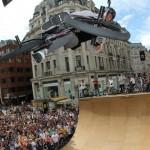 Street Event BMX Stunt Show