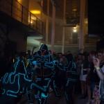Product launch LED light entertainment