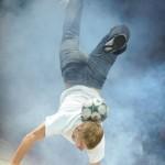 Freestyle Footballer in UK