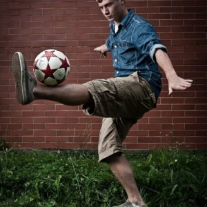 Football Tricks Professional Entertainer