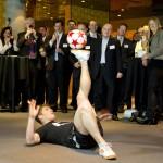 Tricks Footballer in London UK