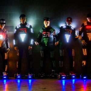 Hover Board LED Show