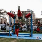 Fitness Street Gymnasts