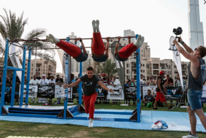 Fitness Street Gymnasts
