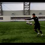 Soccer Ball Shot Skills