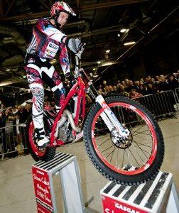 Professional Stunt Bike Show