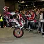 Stunt show motorsport