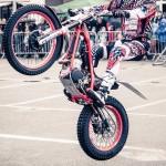 Stunting motorsport show