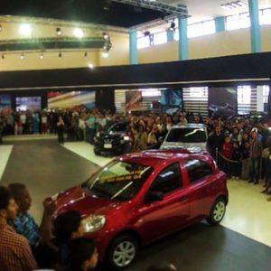 Car Exhibition Live Show