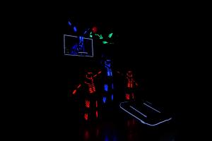 Half Time basketball entertainment