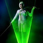 Laser Musical Show