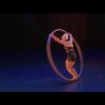 Tricks with Cyr Wheel