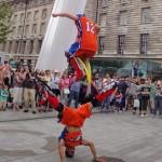 UK Bouncy Stilt Entertainers