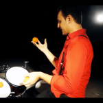 Ball Music Juggler