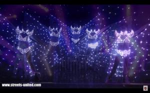 Dance Christmas entertainers