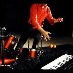 Juggling Musician