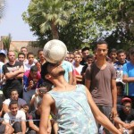 Sports Events Entertainer in Egypt