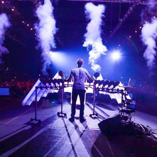 Percussion LED Entertainment