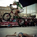 Olympic Themed Bike Entertainers
