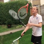 Tennis Racket Entertainer