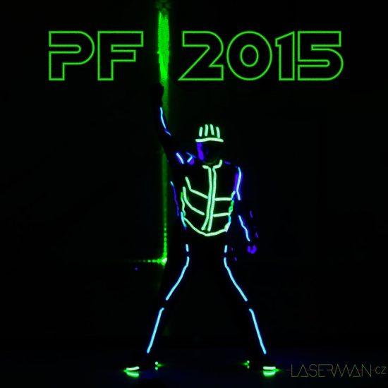 Logo Branded LED Laser Show
