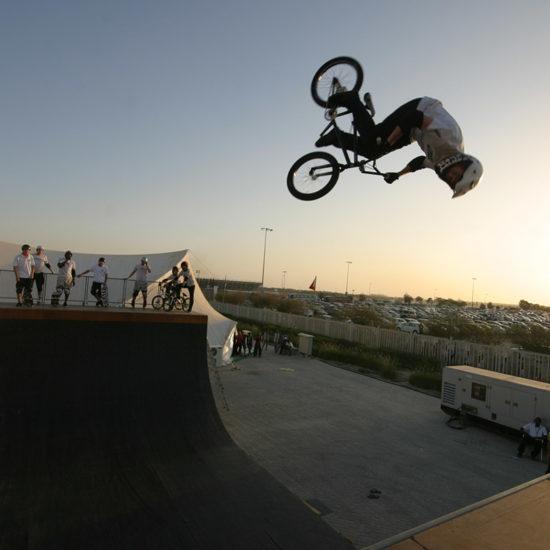 BMX Jump Show