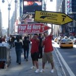 PROMOTIONS using Sign Spinners