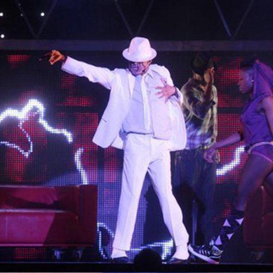 Michael Jackson Dancer