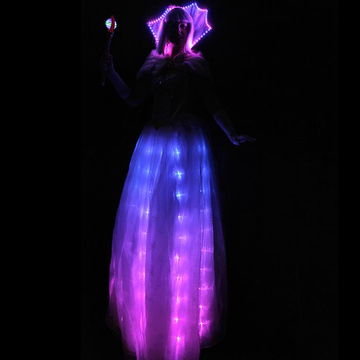 LED Christmas Tree performer