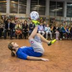 Female Football Freestyler - Kids parties