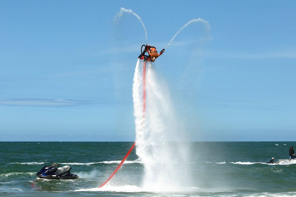 Flyboard Show for Sporting events