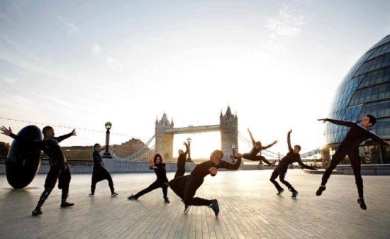 Urban Street Entertainers for social media videos
