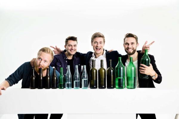 Music with Bottles