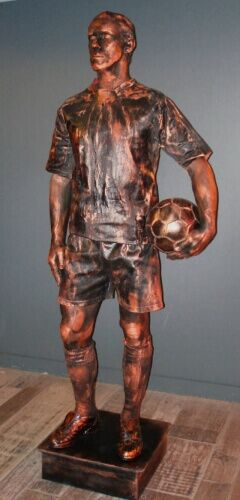 Football Statues for world cup events
