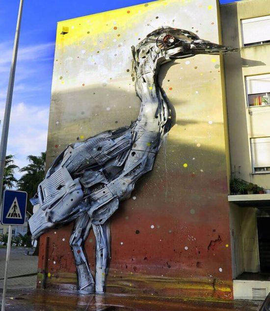 Street Artists for social media videos