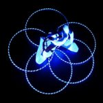 Acrobatic Hoop LED Light Entertainer