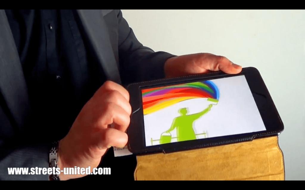 Enertertainment Magician - ipad or tablet