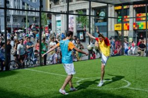 Football World Cup Event Entertainers
