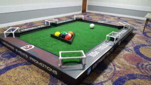 Football themed London Entertainment