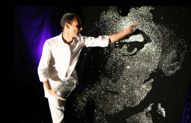Glitter Painter