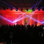 Harp Laser Entertainer