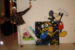 Kids Art Performer