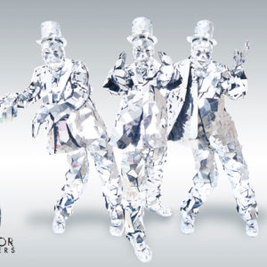 Spark Mirror Dancers