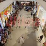 Shopping Center Stunt Performers