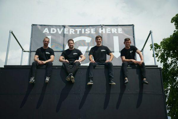 Stunt Trampoline Performers